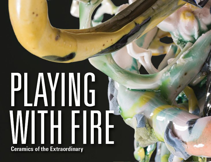 MOA's: Opening Celebrations of Playing with Fire: Ceramics of the Extraordinary