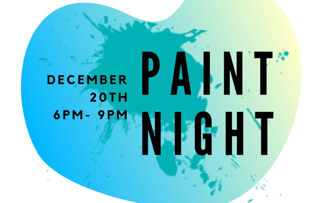 Paint Night at International Arts Academy
