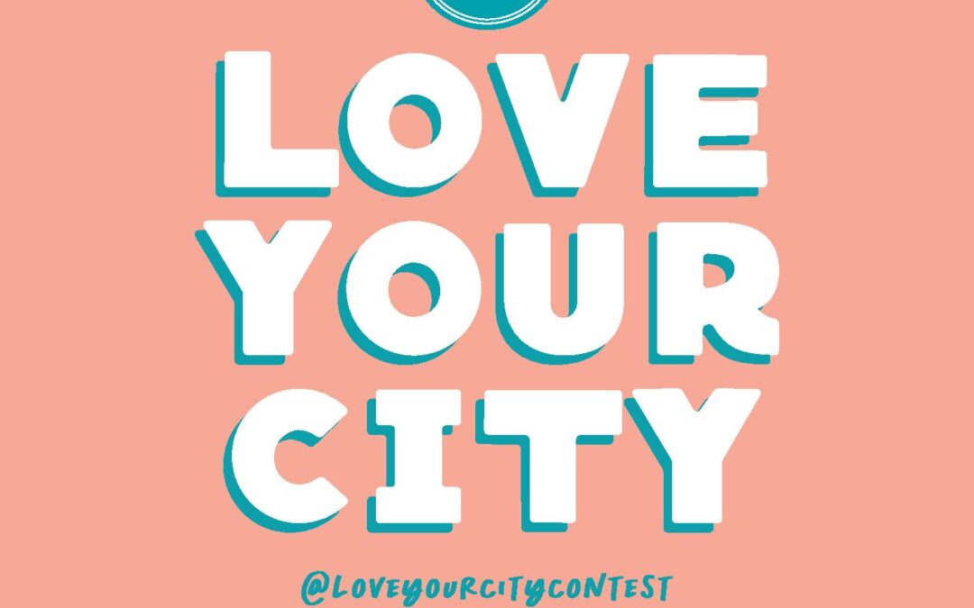 #LoveYourCityContest & #FindLovePointGrey